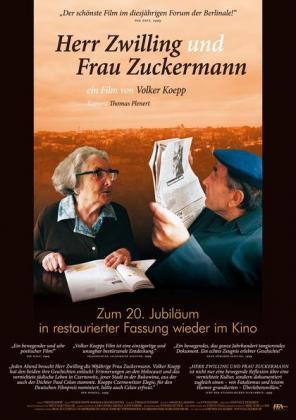 Filmbeschreibung zu Herr Zwilling und Frau Zuckermann