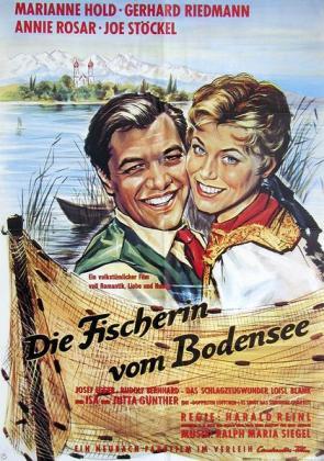 Filmbeschreibung zu Die Fischerin vom Bodensee
