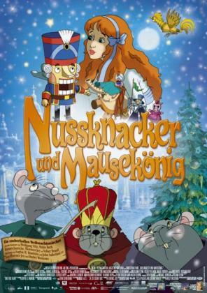 Filmplakat von Nussknacker und Mausekönig