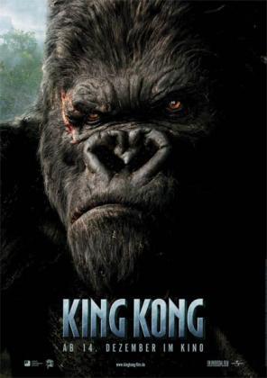 Filmplakat von King Kong