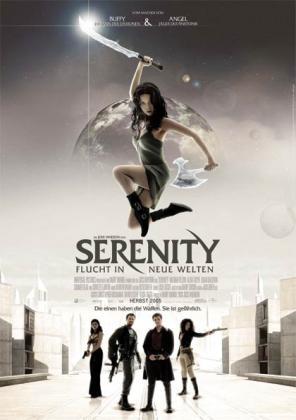 Filmplakat von Serenity - Flucht in neue Welten (2005) (OV)