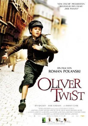 Filmplakat von Oliver Twist