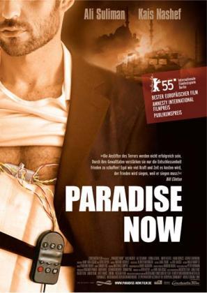 Filmplakat von Paradise Now (OV)