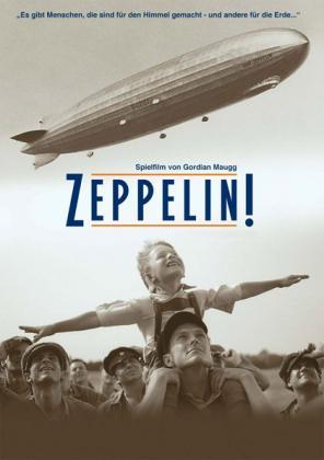 Filmplakat von Zeppelin!