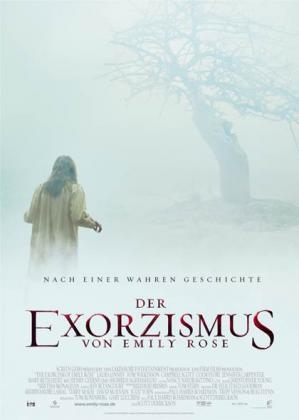 Filmplakat von Der Exorzismus der Emily Rose