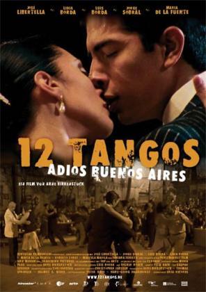 Filmbeschreibung zu 12 Tangos - Adios Buenos Aires
