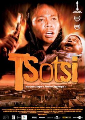 Filmplakat von Tsotsi