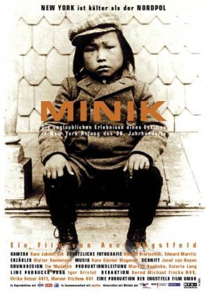 Filmplakat von Minik