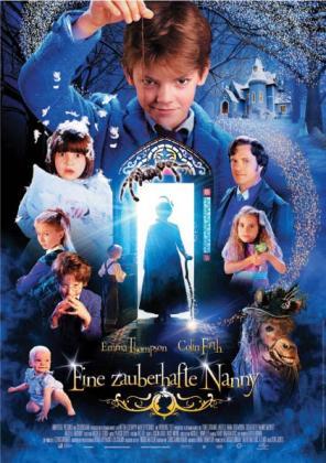 Filmbeschreibung zu Eine zauberhafte Nanny