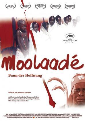 Filmplakat von Moolaadé - Bann der Hoffnung (OV)