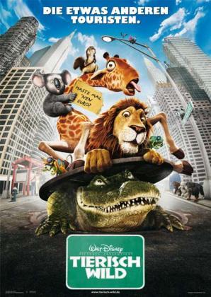 Filmplakat von Tierisch Wild