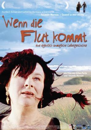 Filmplakat von Wenn die Flut kommt - Quand la mer monte (OV)