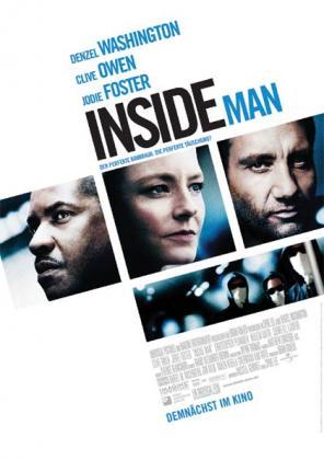 Filmplakat von Inside Man (OV)