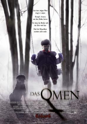 Filmplakat von Das Omen -  The Omen (OV)