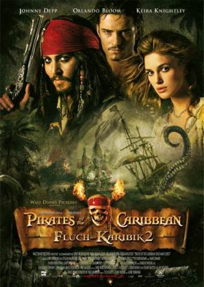 Pirates of the Caribbean: Fluch der Karibik 2