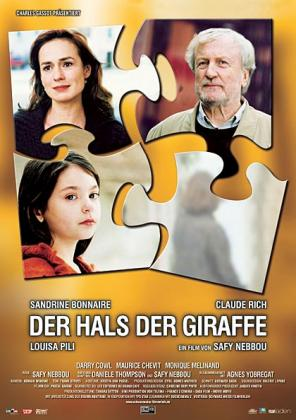 Filmplakat von Der Hals der Giraffe