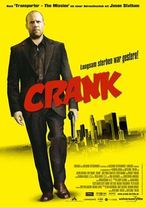 Filmbeschreibung zu Crank