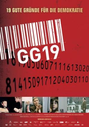 Filmplakat von GG 19