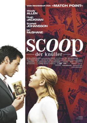 Filmplakat von Scoop - Der Knüller