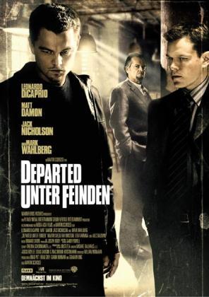 Filmplakat von The Departed - Unter Feinden (OV)