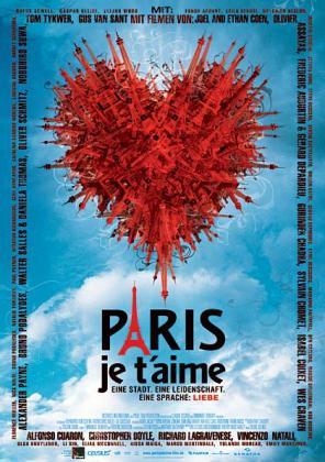 Filmplakat von Paris, je t'aime (OV)