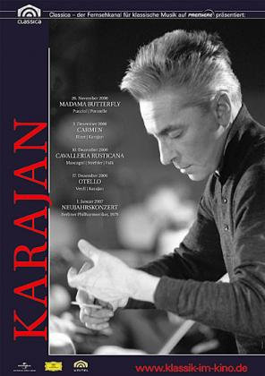 Filmbeschreibung zu Karajan! Carmen
