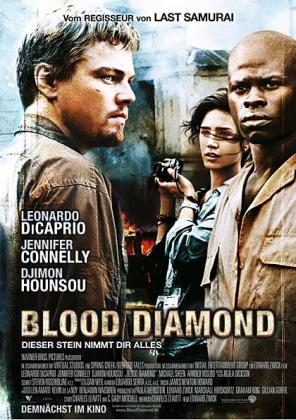 Filmplakat von Blood Diamond (OV)