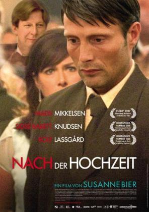 Filmplakat von Nach der Hochzeit - Efter Brylluppet / After the Wedding (2006) (OV)