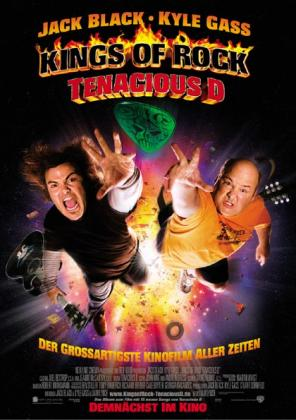 Kings of Rock - Tenacious D in: The Pick of Destiny (OV)