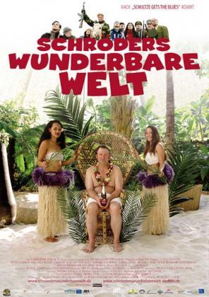 Filmplakat von Schröders wunderbare Welt