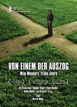 Von einem der auszog: Wim Wenders' frühe Jahre