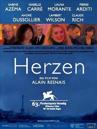 Filmplakat von Herzen (OV)