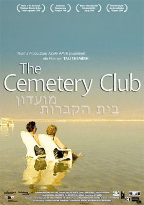 Filmplakat von The Cemetery Club (OV)
