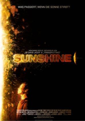 Filmplakat von Sunshine