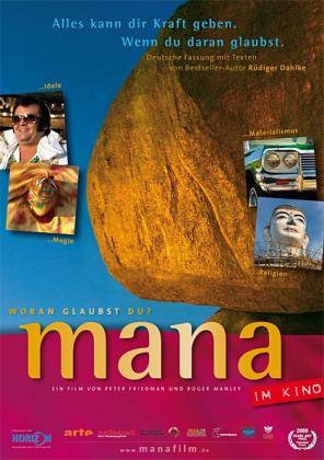 Filmplakat von Mana - Die Macht der Dinge