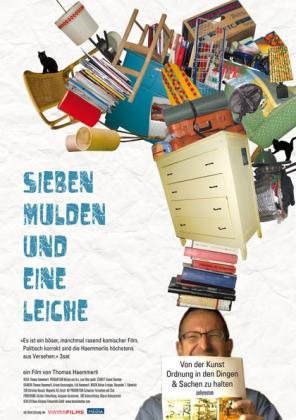 Filmplakat von Sieben Mulden und eine Leiche
