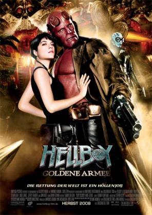 Filmbeschreibung zu Hellboy - Die goldene Armee