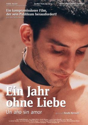 Filmplakat von Ein Jahr ohne Liebe - Un Ano sin Amor (OV)