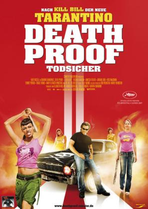 Death Proof - Todsicher (OV)