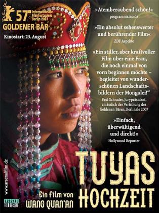 Filmplakat von Tuyas Hochzeit