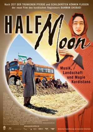 Filmplakat von Half Moon