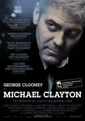 Filmplakat von Michael Clayton (OV)
