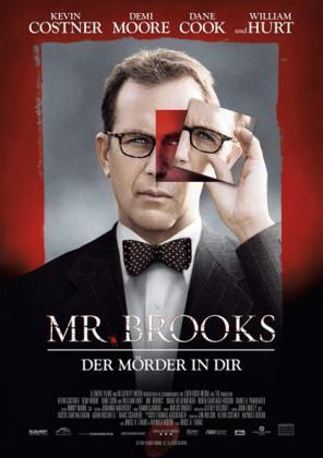 Filmplakat von Mr. Brooks - Der Mörder in Dir