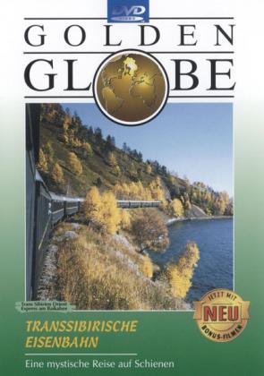 Filmplakat von ReiseDoku: Transsibirische Eisenbahn