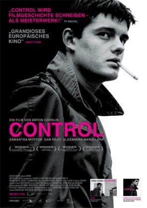 Filmbeschreibung zu Control
