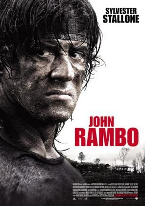 Filmplakat von John Rambo