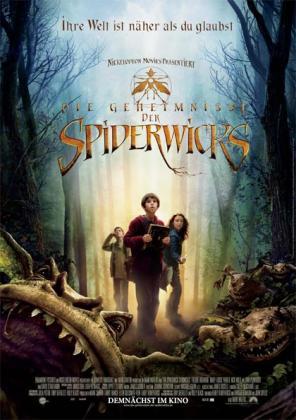 Filmbeschreibung zu Die Geheimnisse der Spiderwicks