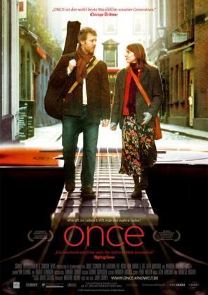 Filmplakat von Once (OV)