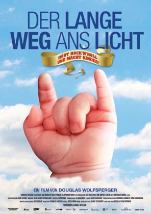 Filmplakat von Der lange Weg ans Licht