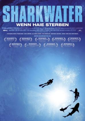 Filmplakat von Sharkwater - Wenn Haie sterben